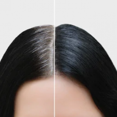 Touch-up scalp color