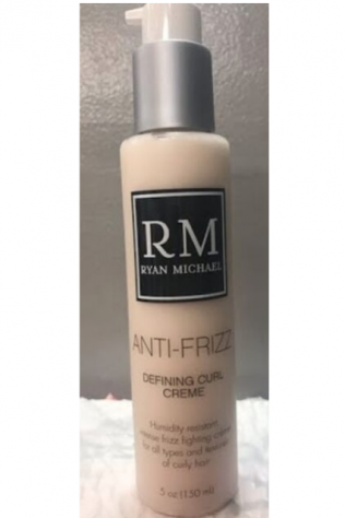 Anti-Frizz Defining Curl Creme